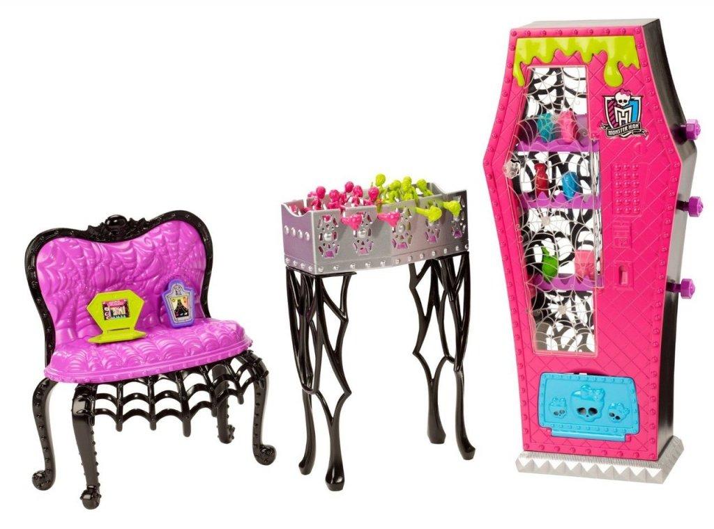 Мебель для кукол своими руками для монстр хай 42