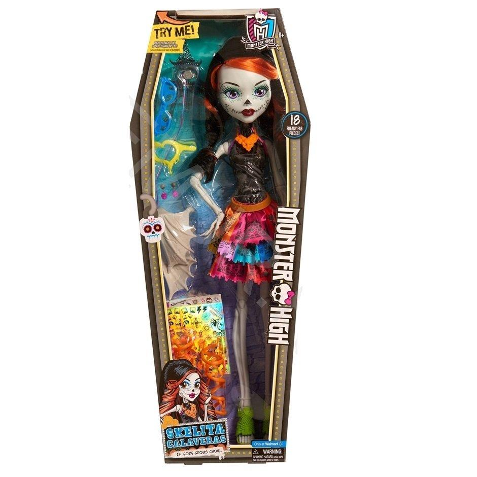купить куклу монстер хай в москве