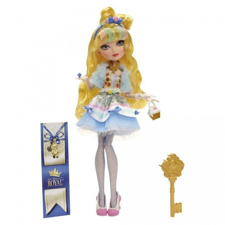 куклы эвер афтер хай блонди локс фото