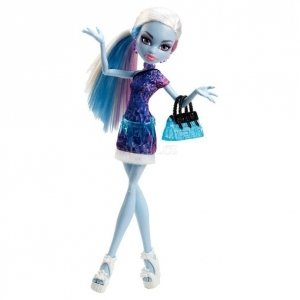Кукла MONSTER HIGH Скариж - Эбби Боминэйбл
