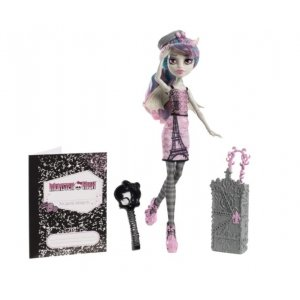 Кукла MONSTER HIGH Скариж - Рошель Гойл