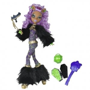 Кукла MONSTER HIGH Монстры рулят - Клодин Вульф