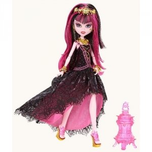Кукла MONSTER HIGH 13 желаний - Дракулаура
