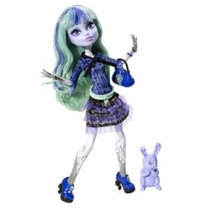 Кукла MONSTER HIGH 13 желаний - Твайла
