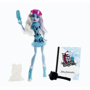 Кукла MONSTER HIGH Арт класс - Эбби Боминэйбл