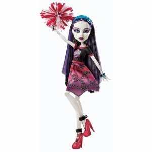 Кукла MONSTER HIGH Командный дух - Спектра Вондергейст