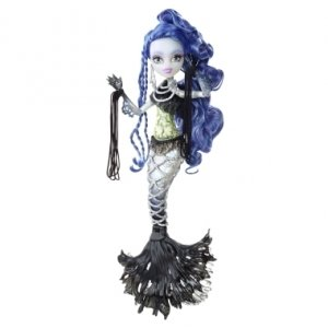 Кукла MONSTER HIGH Причудливое слияние - Сирена вон Бу