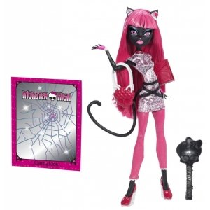 Кукла MONSTER HIGH Новый Скарместер - Кэтти Нуар