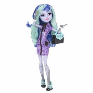 Кукла MONSTER HIGH Новый Скарместер - Твайла