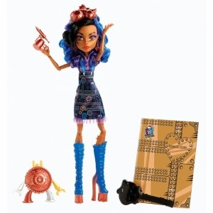 Кукла MONSTER HIGH Арт класс - Робекка Стим