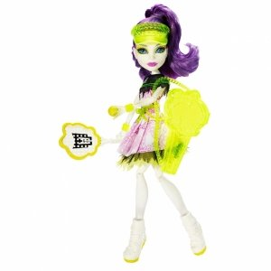 Кукла MONSTER HIGH Монстры спорта - Спектра Вондергейст