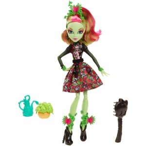 Кукла MONSTER HIGH Вечеринка Глум & Блум - Венера Макфлайтрап