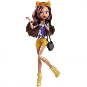 Кукла MONSTER HIGH Бу Йорк, Бу Йорк - Клодин Вульф