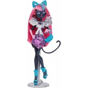 Кукла MONSTER HIGH Бу Йорк, Бу Йорк - Кэтти Нуар