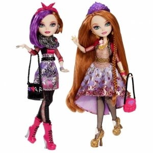 Сет из 2 кукол EVER AFTER HIGH - Холли и Поппи О'Хейр базовые 1 выпуск