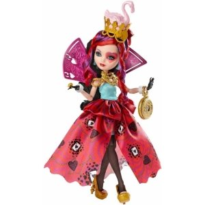 Кукла EVER AFTER HIGH Дорога в Страну Чудес - Лиззи Хартс