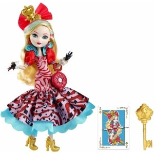 Кукла EVER AFTER HIGH Дорога в Страну Чудес - Эппл Вайт