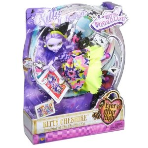 Кукла EVER AFTER HIGH Дорога в Страну Чудес - Китти Чешир