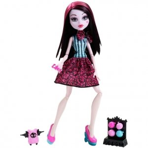 Кукла MONSTER HIGH Карнавал Cтраха - Дракулаура