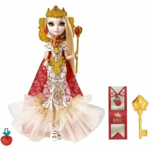 Кукла EVER AFTER HIGH Эппл Вайт - Королева