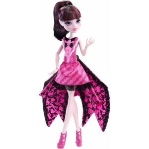 Кукла MONSTER HIGH Летучая Мышь - Дракулаура
