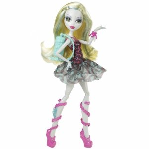 Кукла MONSTER HIGH Класс танцев - Лагуна Блю