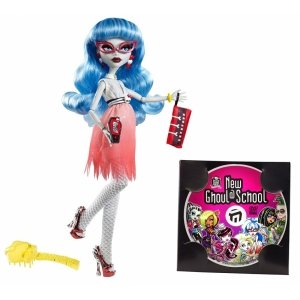 Кукла MONSTER HIGH Рассвет танца - Гулия Йелпс (с диском)