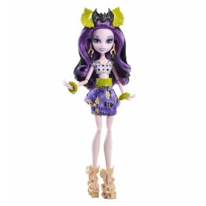 Кукла MONSTER HIGH Монстры отдыхают - Элизабет