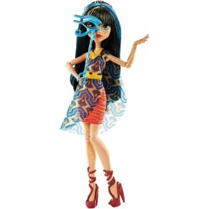Кукла MONSTER HIGH Добро пожаловать в Школу монстров - Клео де Нил