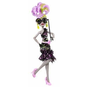 Кукла MONSTER HIGH Страшный танец - Моаника