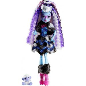 Кукла MONSTER HIGH - Эбби Боминэйбл Collector. Эксклюзив 2017!