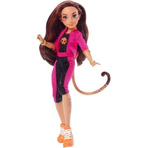 Кукла DC Super Hero Girls Чита - Cheetah