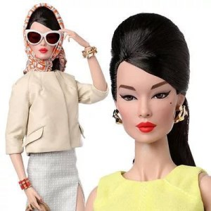 Incognito Elsa Lin Dressed Doll Рост 16''