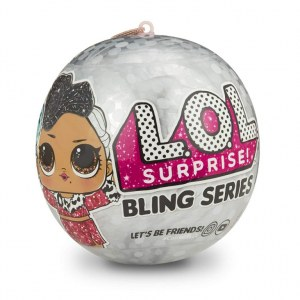 Кукла L.O.L Surprise! Bling Series - Сюрприз в шарике  - ЛОЛ Серия Блинг