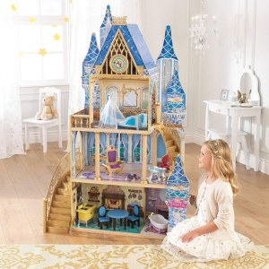 Кукольный домик KidKraft 65400 Disney Princess Cinderella Royal Dreams Dollhouse- Exclusive
