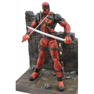 Дедпул - Deadpool Diamond Select Toys Marvel