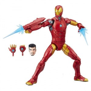 Железный Человек - Marvel Black Panther Legends Series Iron Man (15 см )