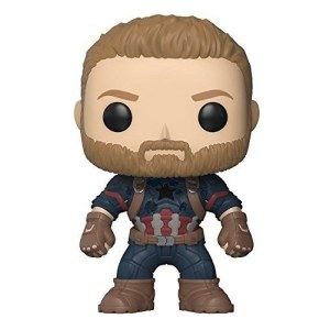 Funko POP! Marvel: Avengers Infinity War - Captain America - #288