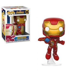 Железный человек - Funko Pop Marvel: Avengers Infinity War-Iron Man