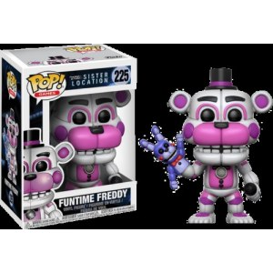 Фреди Веселый - Funko Pop! Games: Sister Location - Funtime Freddy