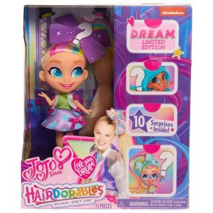 Кукла Hairdorables JoJo Siwa Limited Edition D.R.E.A.M. Doll Style В