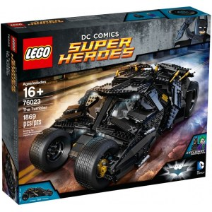 LEGO Super Heroes - Тумблер 76023
