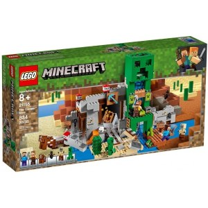 LEGO Minecraft - Шахта крипера 21155