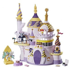 Замок My Little Pony – Friendship is Magic Collection Canterlot Castle